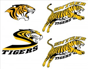 Snyder-Tiger-Custom-Logos